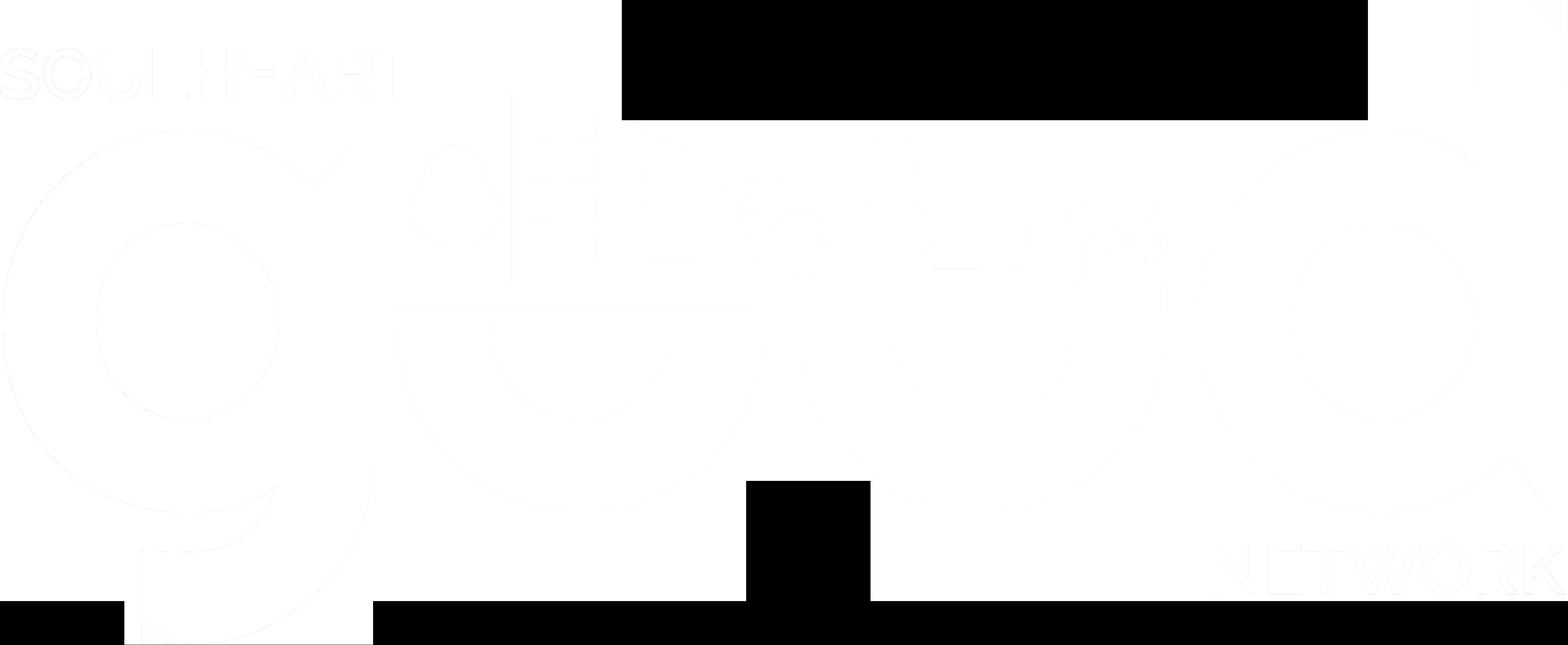 SGN Full Logo (White)